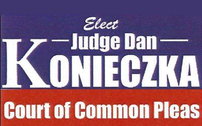 Konieczka for Judge