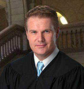 Judge David Spurgeon
